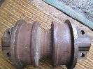 Caterpillar D8 Bottom Roller Double Flange